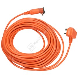 Flymo 20m Replacement Mains Cable (UK Plug) - ES1740086