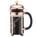 Bodum Chambord 8 Cup Coffee Maker - Copper