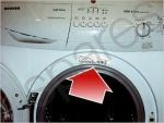 Hoover Washing Machine Model Number Location