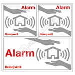 Livewell Security Window Stickers – Pack of 6