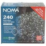 Noma 240 Multifunction Antique White LED Lights