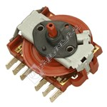 Hob Single Block Function Selector Switch