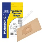 BAG261 Compatible Panasonic C20E Vacuum Dust Bags - Pack of 5