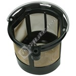 Coffee Maker Mesh Filter Including Blade Assembly
