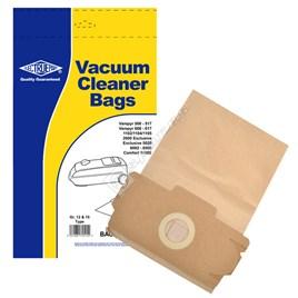 Electruepart BAG110 AEG Grobe 12/15  Vacuum Dust Bags - Pack of 5 - ES984835