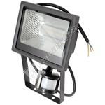 Eterna FL20SMDPIR Black 21W LED PIR Floodlight