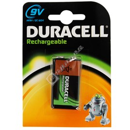 Duracell 9V Rechargeable Battery - ES1387105