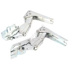 Fridge Freezer Integrated Door Hinge (Pair) - ES660656