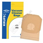 Electruepart BAG48 Krups ST Vacuum Dust Bags - Pack of 5