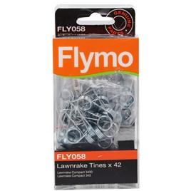 Flymo FLY058 Lawnrake Tines - Pack of 42 - ES1067739