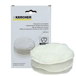 Karcher Floor Polishing Pad (3 Pack) - ES1434649