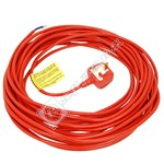 Garden Appliance Cable and Plug - 12 Metres
