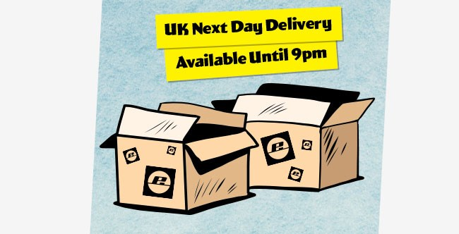 UK Next Day Delivery
