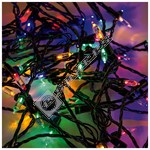 100 LED Multi-Colour Fairy Chaser Lights