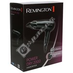Remington Power Dry 2000W Hair Dryer