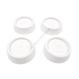 Bosch Washing Machine / Tumble Dryer Anti-Vibration Feet - Pack of 4 for WMV3334II/03 - ES654997