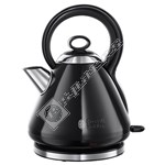 Russell Hobbs 21886 Legacy Quiet Boil Kettle - Black