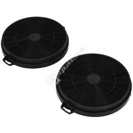 Baumatic Cooker Hood Charcoal Filter - Pack of 2 - ES1372919