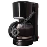 Quest 34100 1.25L Filter Coffee Machine