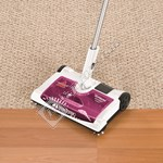 Bissell Supreme Sweep 4105E Turbo Rechargeable Sweeper