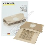 Vacuum Cleaner 2 Layered Dust Bag - Pack of 5