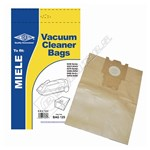 Electruepart BAG125 Miele Vacuum Dust Bags (G & H Type) - Pack of 5