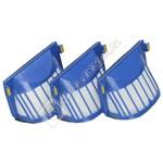 AeroVac Filters - 3 Pack