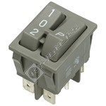 Bosch Cooker Hood Light Switch