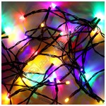 The Christmas Workshop 300 LED Multi-Colour Chaser Lights