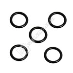 Pressure Washer O-Ring Pressure Washer Seal - Pack of 5