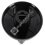 Electric Cooker Control Knob - Black