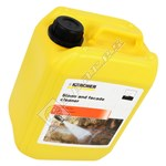Karcher Pressure Washer Stone & Cladding Cleaner - 5 Litre