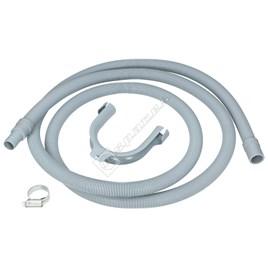 Universal Washing Machine & Dishwasher Drain Hose Extension Pipe - 2.5m - ES1793756