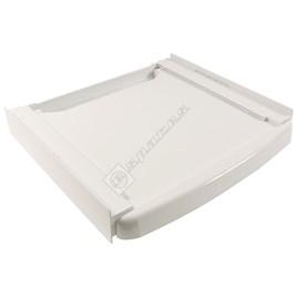 Wpro Universal Washing Machine And Tumble Dryer Stacking Kit With Shelf - ES1431045