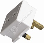 Plug-In Shaver/Toothbrush Adaptor