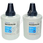 Samsung Fridge Internal HAFIN2/EXP Water Filter - Pack of 2