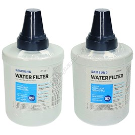 Fridge Internal HAFIN2/EXP Water Filter - Pack of 2 - ES1569124