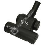 Vacuum Easy Ride Hairo Brush (Black)