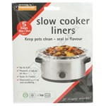 Slow Cooker Liners - Pack of 5