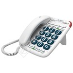 45412 Big Button 200 Corded Analogue Telephone