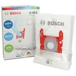Bosch Type G Vacuum Bag - Pack Of 4
