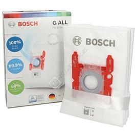 Bosch Type G Vacuum Bag - Pack Of 4 - ES1115714