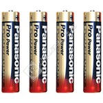 AAA Pro Power Alkaline Batteries