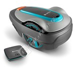 Gardena 19066-28 Smart City Sileno Robotic Lawnmower Set