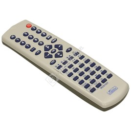 Compatible Replacement TV Remote Control for ST 470 - ES515216