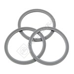 Liquidiser Sealing Ring - Pack of 3