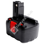 Compatible Bosch 14.4V NiMH Power Tool Battery