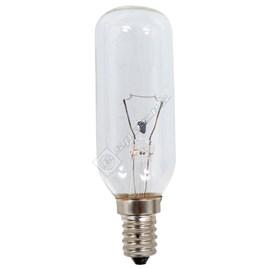 40W E14 Cooker Hood Incandescent Bulb - Warm White - ES1231814
