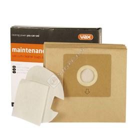 Vax Vacuum Dust Bags and Filters Maintenance Kit - ES1107778