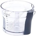 Food Processor Bowl Assembly